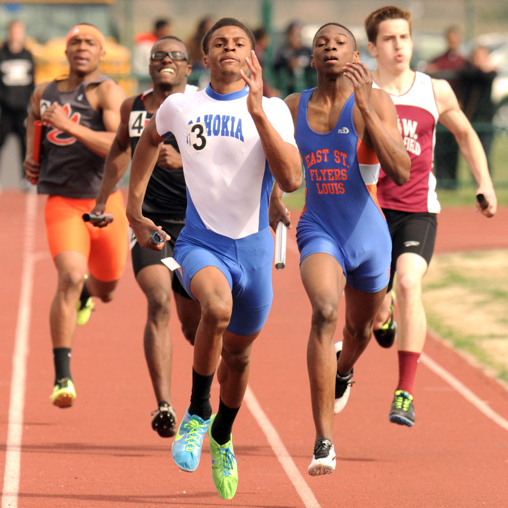 Cahokia flashes dominance in holding off host of SWC ...
