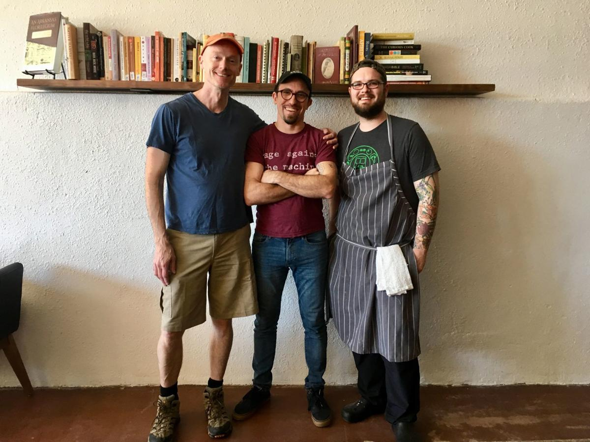 Rob Connoley's long-awaited restaurant Bulrush opens today