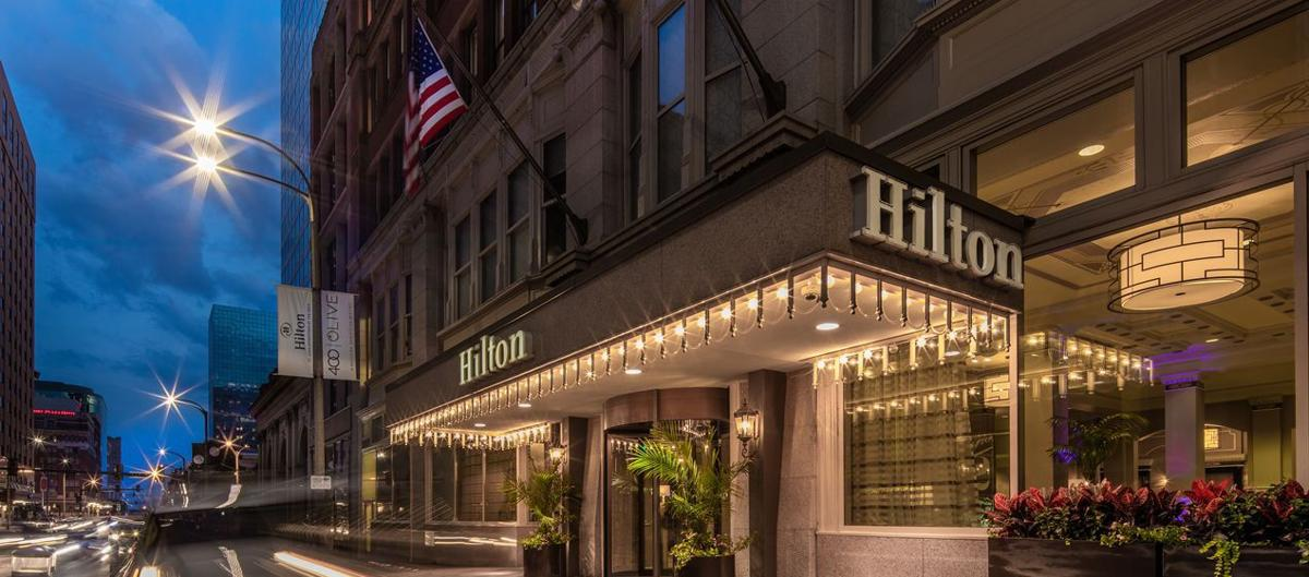 Florida Firm Sells Downtown St Louis Hilton Business