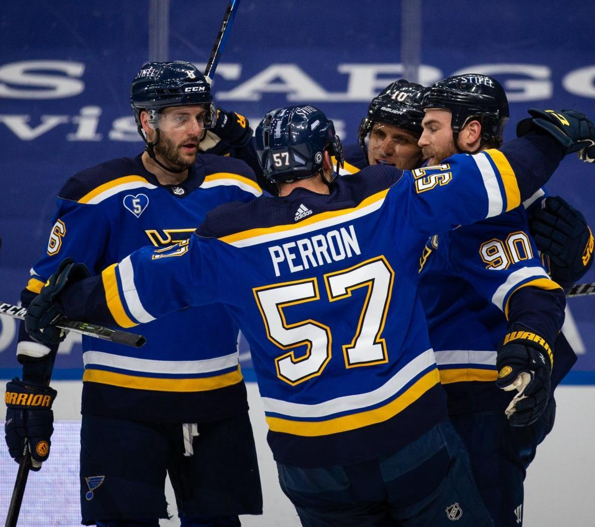 Team's top players step up as Blues defeat Colorado 4-1 for second win in a  row | St. Louis Blues | stltoday.com