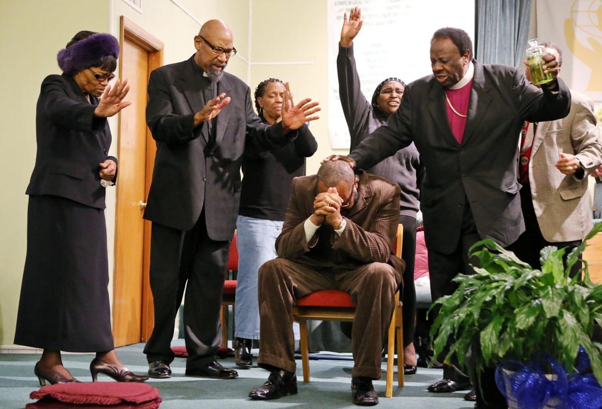 Prayer vigil in Ferguson asks for peace and justice