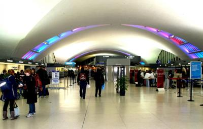 Lambert Airport renovation wins AIA design award