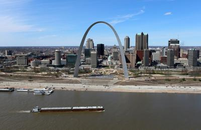 St. Louis Arch grounds renovations
