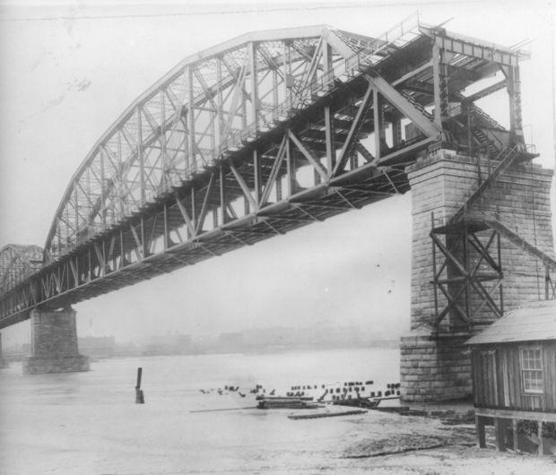 Money runs out for Municipal Bridge