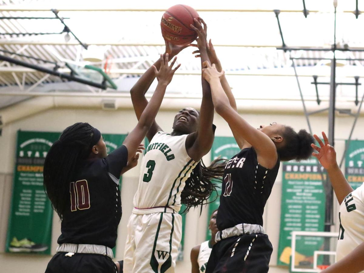 Whitfield vs. Cardinal Ritter girls basketball