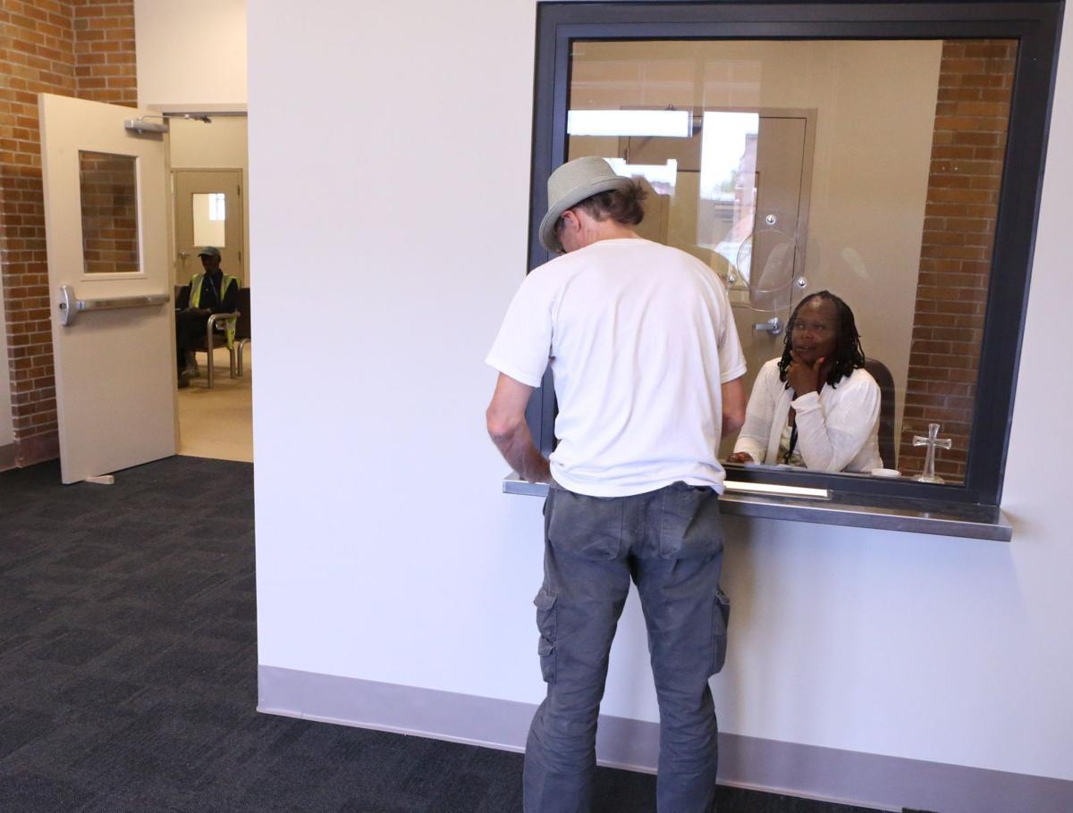 Biddle Housing Center opens