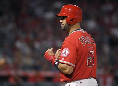 Pujols Visit Highlights 2019 Cards Schedule Season Opens