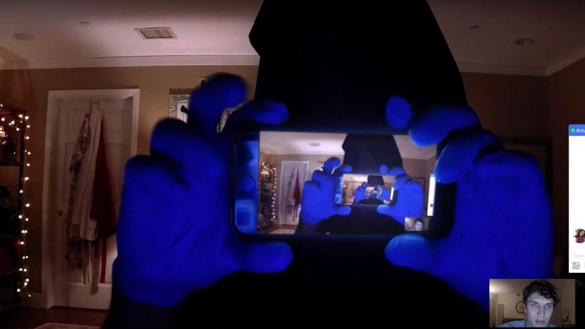 Image result for Unfriended: Dark Web