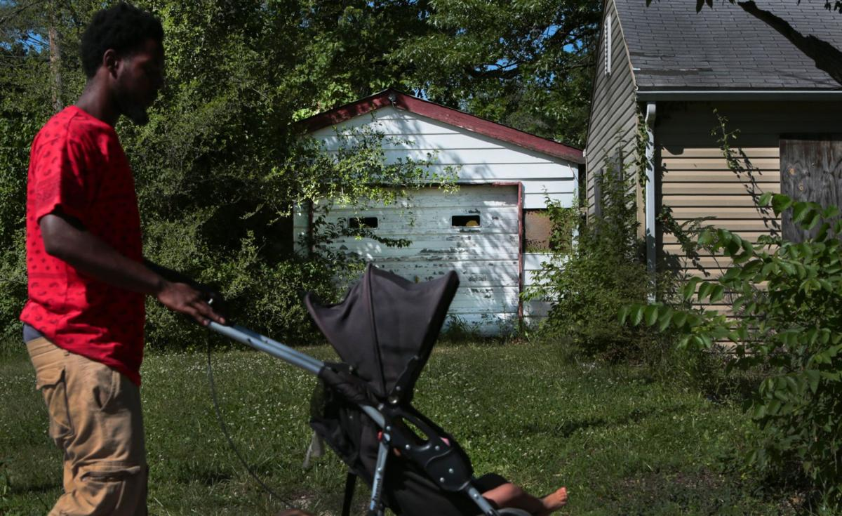 Child's body discovered in garage of Centreville home