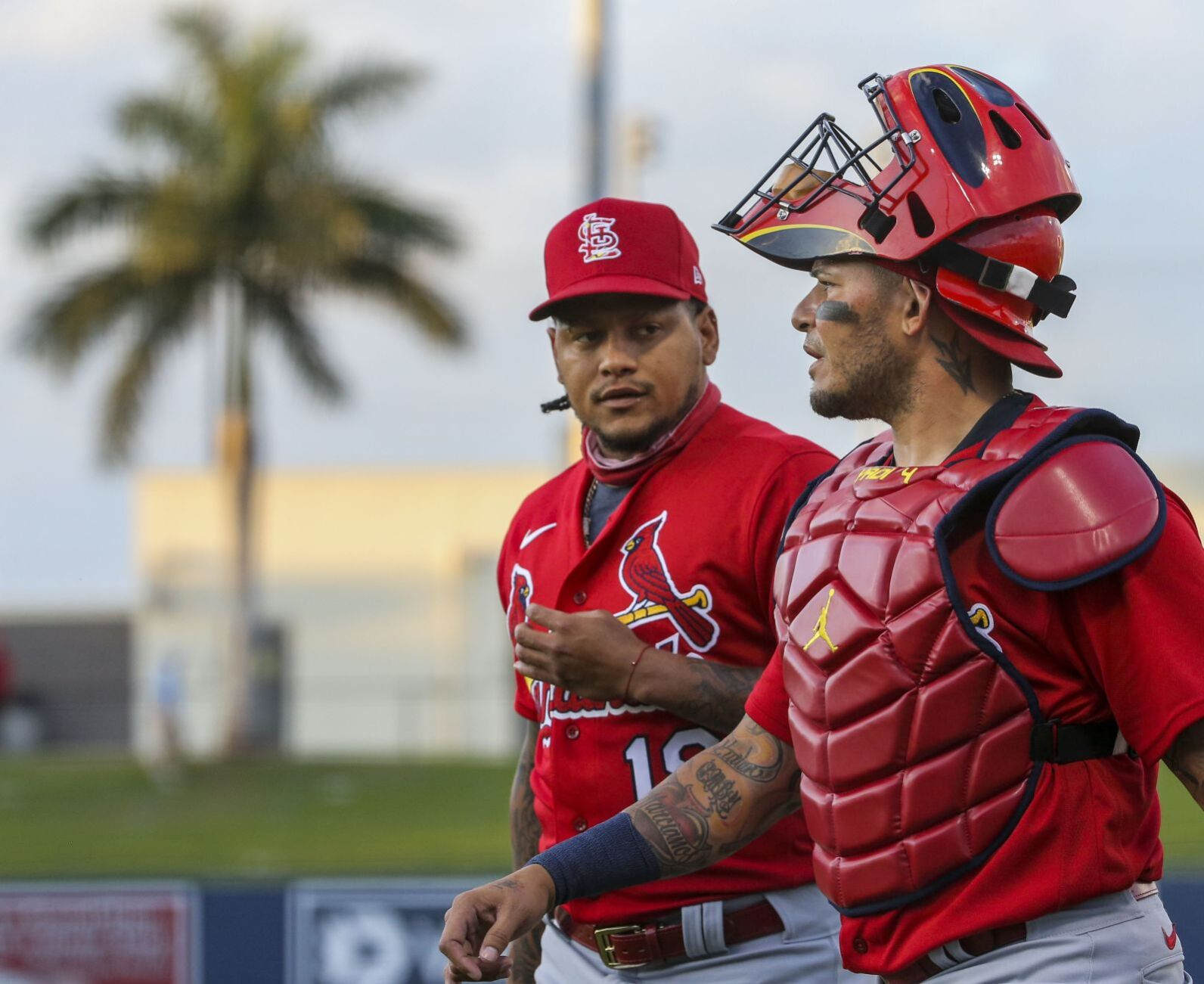 Despite health and a zippy fastball, Martinez continues early run ...
