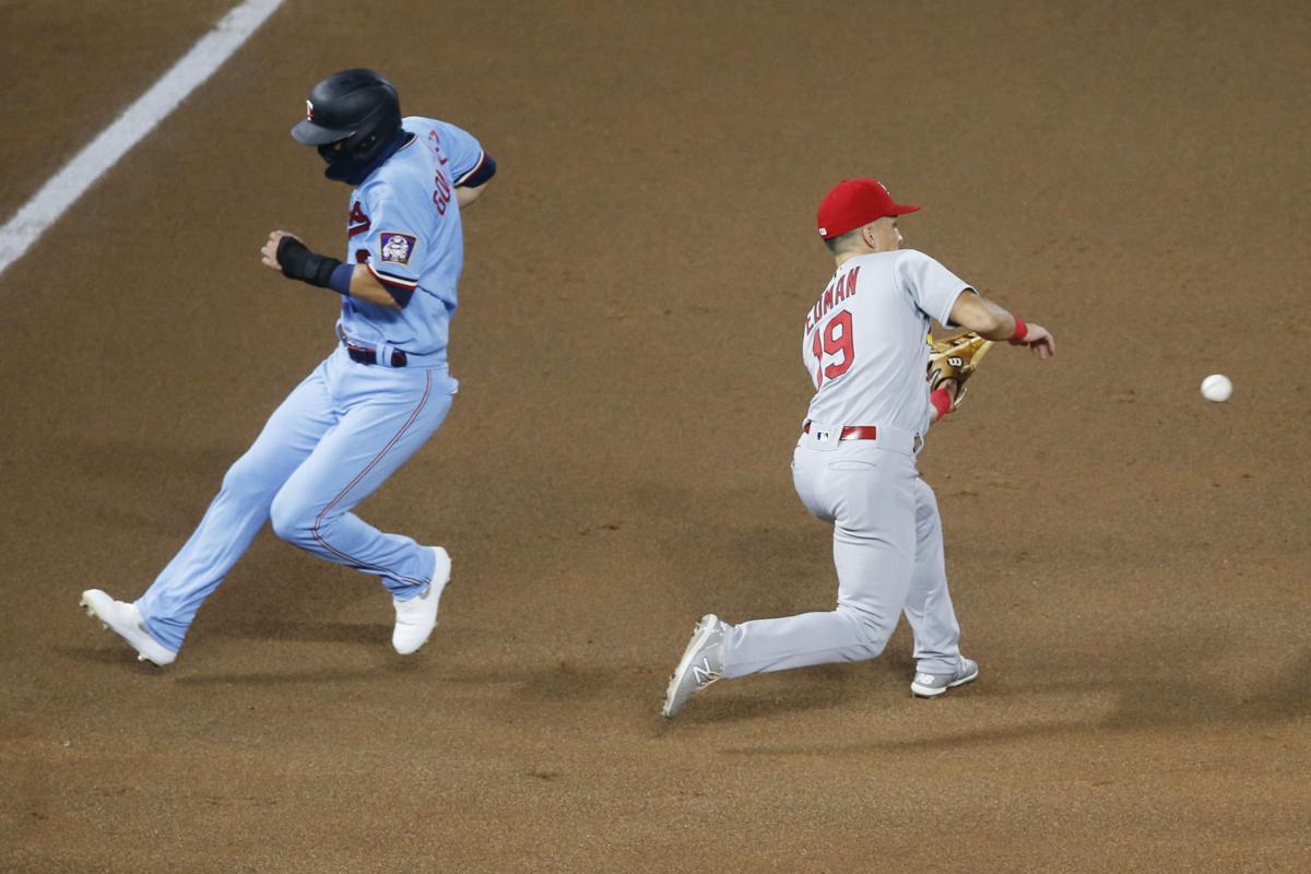 Cardinals Twins Baseball