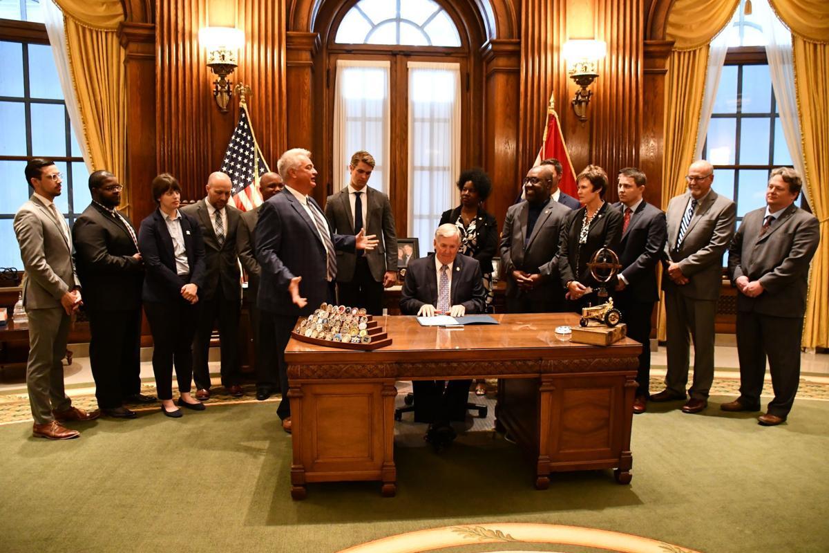 HB 192 signing