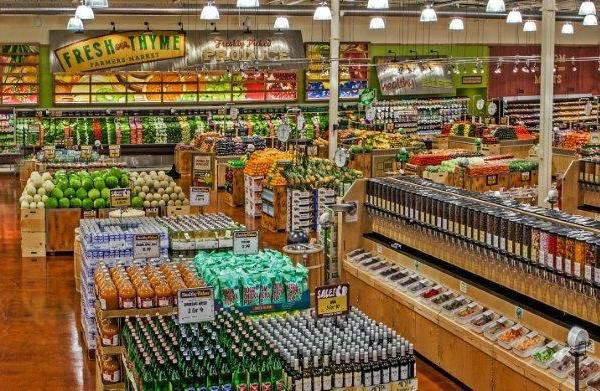 Knoebel building new Fresh Thyme organic grocery store