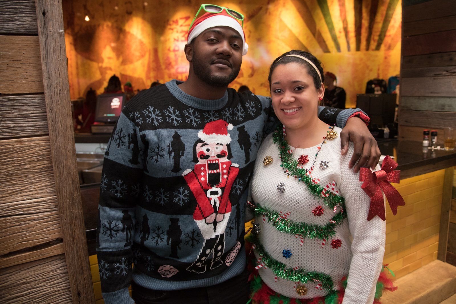 Ugly sweaters are getting their day today | News