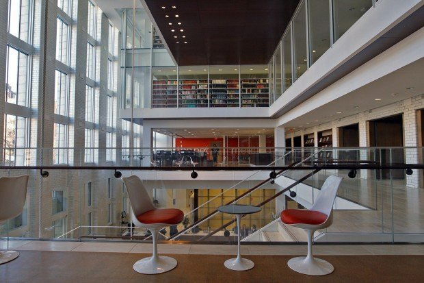 St. Louis Public Library reopens