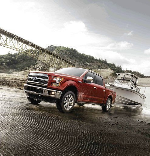 Truck 2017 Ford F 150 Made In America Auto Index Rank 2 Total