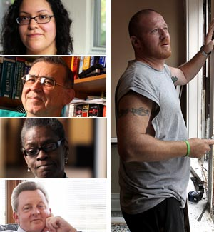 Five St. Louisans and their search for jobs