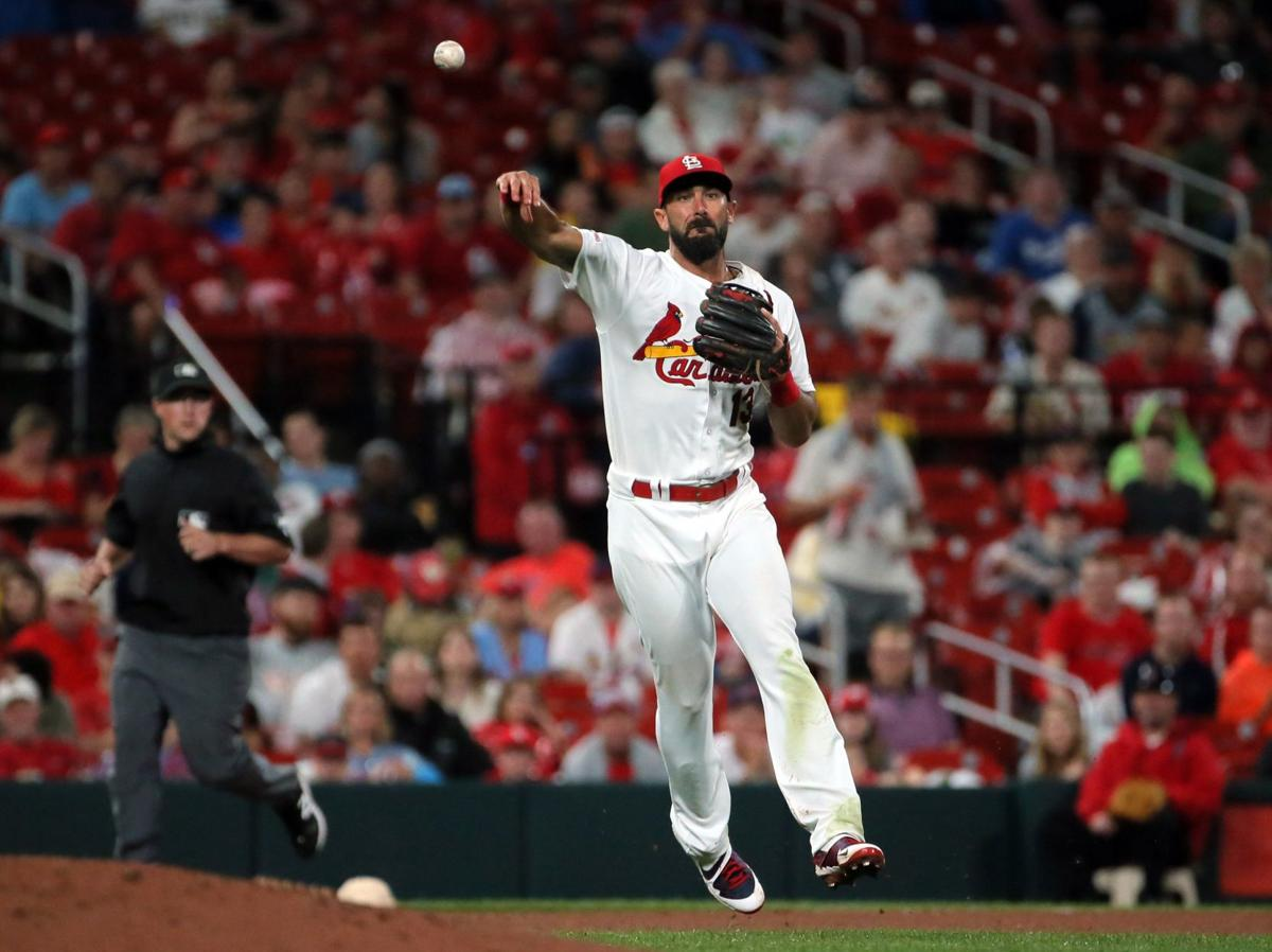 Carpenter's nightmare season continues with another trip to Cardinals' injured list