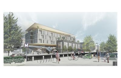 Pearl Companies' Forest Park-DeBaliviere development