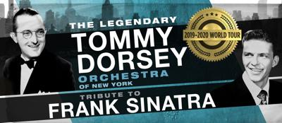 The Tommy Dorsey Orchestra at Powell Hall September 7