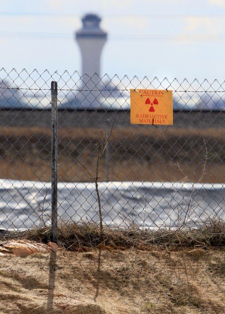 Radioactive waste in St. Louis
