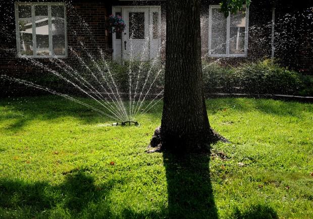 Water bills arrive