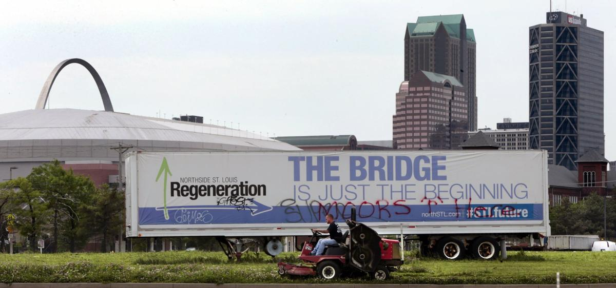 New grocery, gas station proposed for north St. Louis entry to Stan Musial Bridge