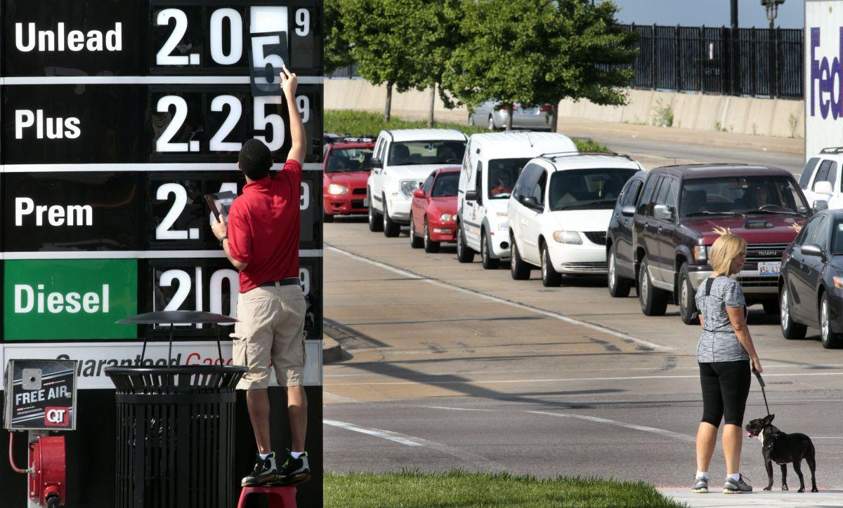 Gas Prices St Louis >> Fed economists confirm 'Quiktrip effect' on gas prices in