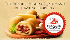 Kolache Factory 30 years
