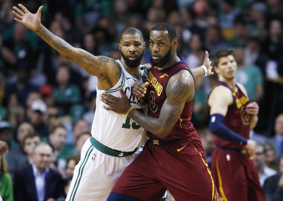 Cavaliers Celtics Basketball