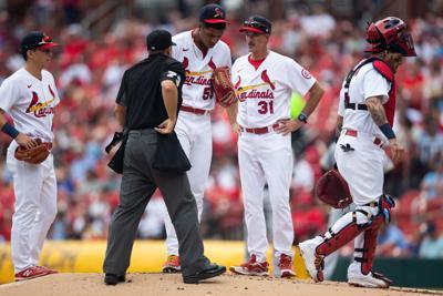 Pirates 7, Cardinals 2