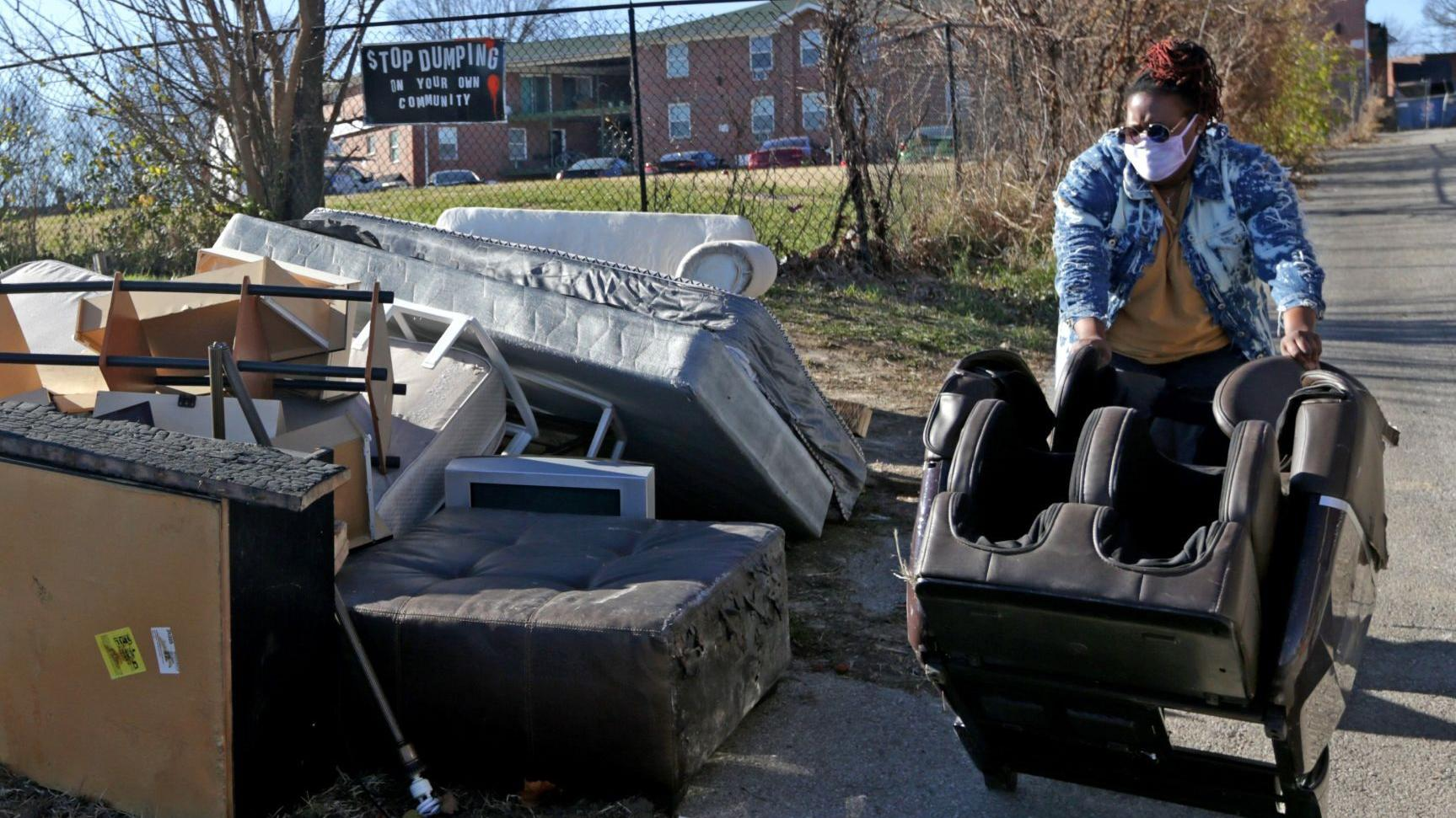 Trash complaints grow in St. Louis. 'You have to make people know it's not OK.'