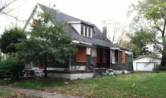 Miles Davis house