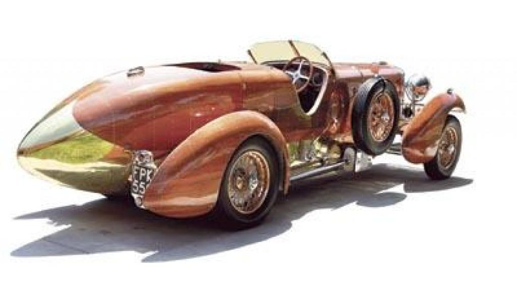 Lagonda Rapide is work of art on wheels | Suburban Journals of ...