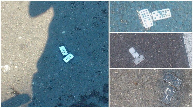 Domino detective: Cyclist spends years tracking mystery of spotted tiles in St. Louis streets