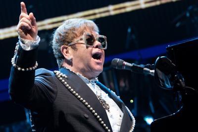 Elton John at Enterprise Center