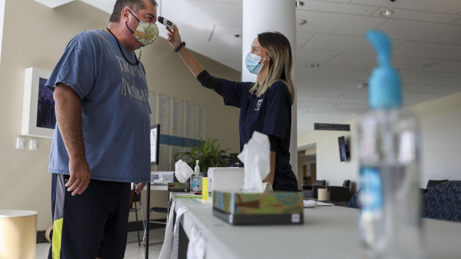 Missouri reports 2,157 new cases of COVID-19