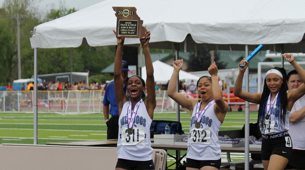 Missouri Class 2 track and field championships