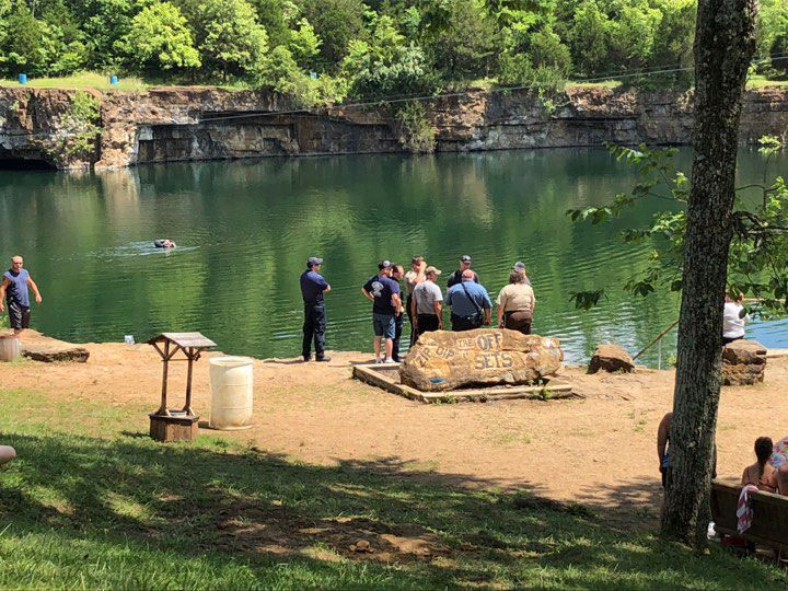 'The Offsets', an infamous Missouri swimming hole, won't be opening in time for Memorial Day