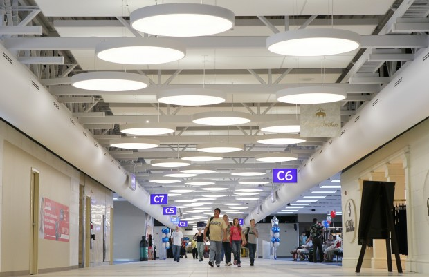 Lambert-St. Louis International Airport Concourse C reopens