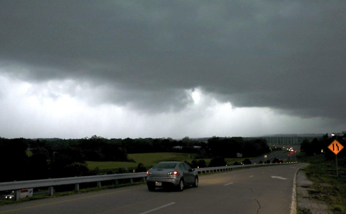 Another round of strong storms expected Wednesday night, but