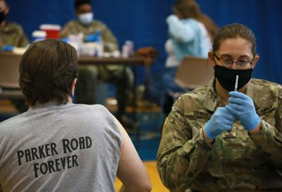 Ferguson-Florissant School District vaccinates staff