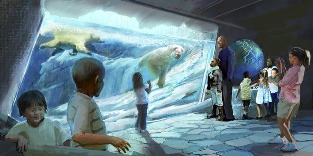 St. Louis Zoo's 100-million-dollar plans