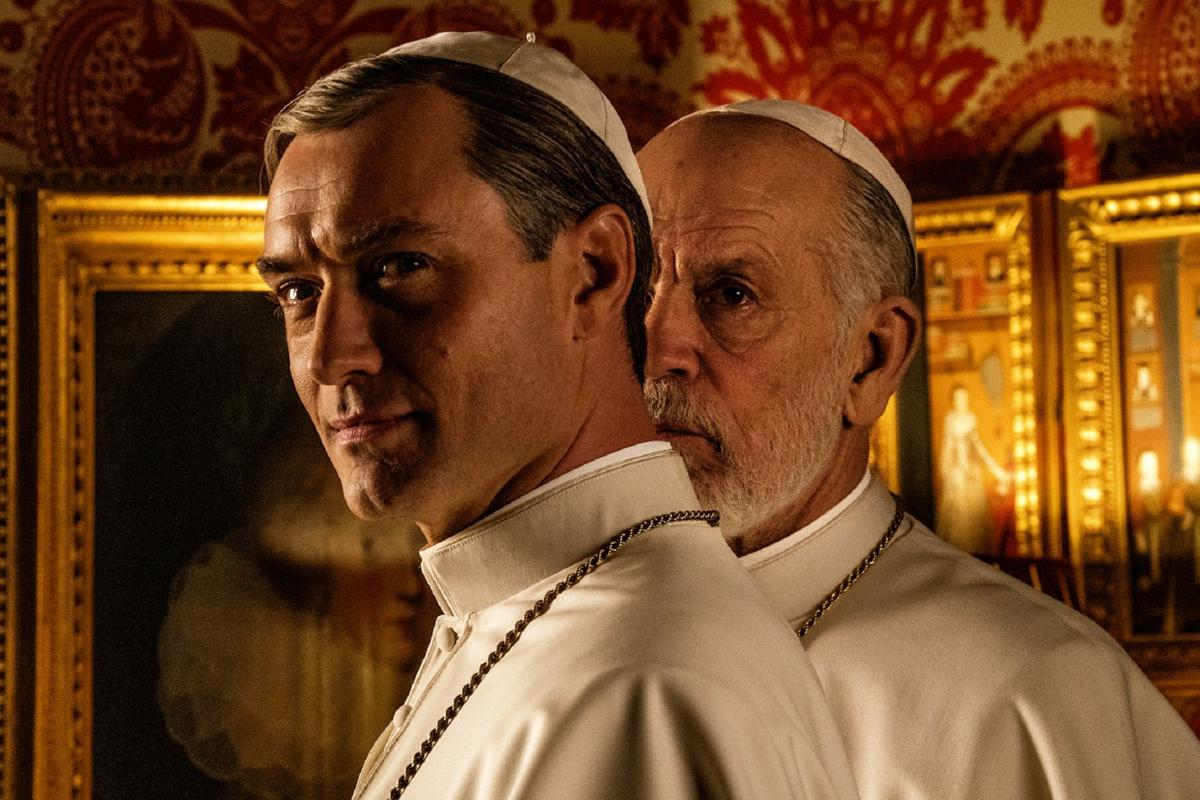 Worth Watching: HBO Has a 'New Pope,' the 'Good Doctor' Triangle, College Football Championship