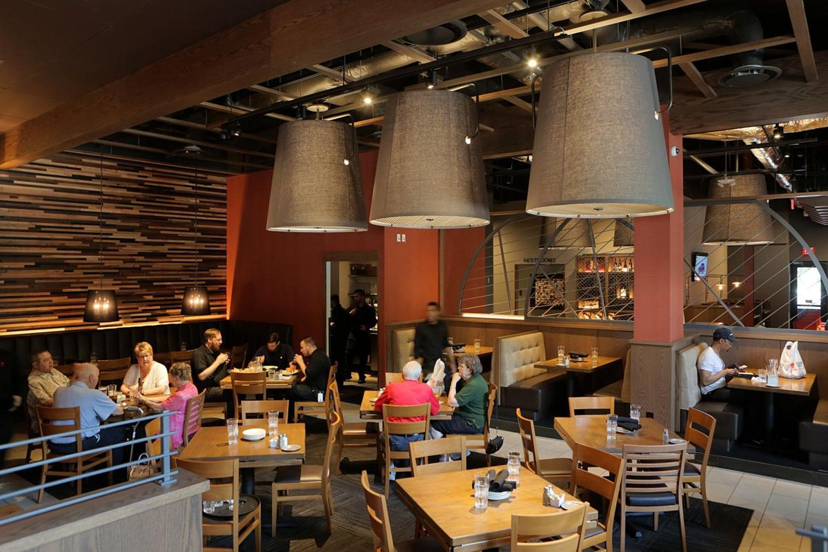 Weber Grill Restaurant is the backyard cookout writ large ...