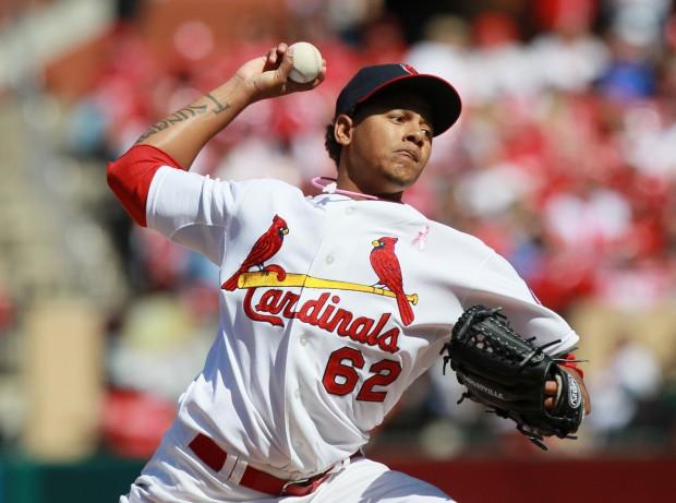 Cardinals v Colorado Rockies