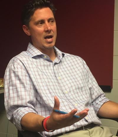 Cardinals scouting director Randy Flores