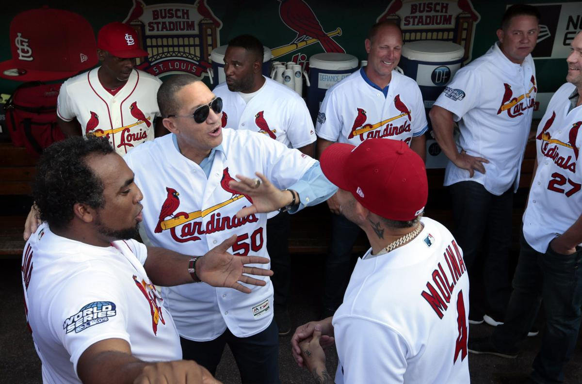 La Russa on 2004 Cardinals: 'I'd put that lineup up against anybody'