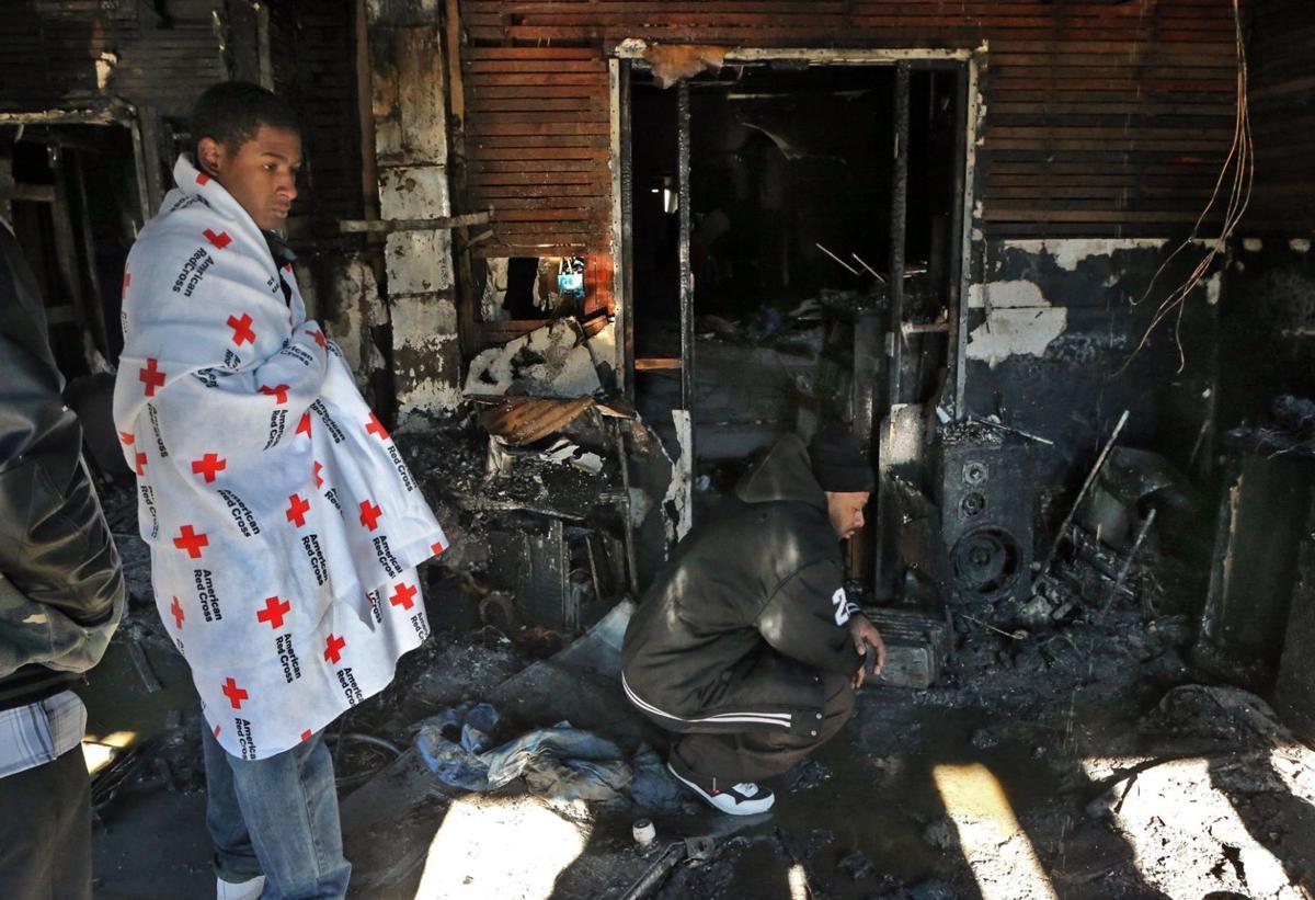 Three children die in house fire on Plover Avenue