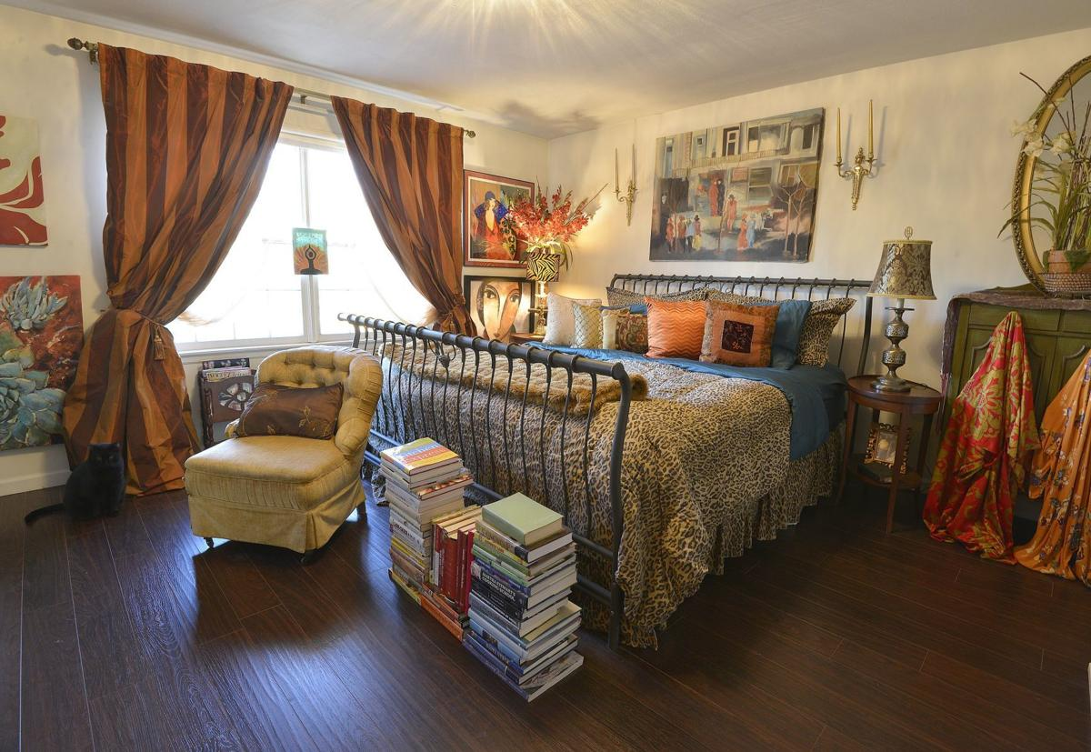 At home: Style doesn't need to be expensive, says Belleville home owner